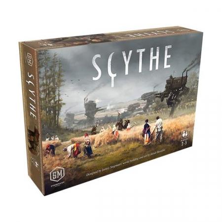 Scythe - EN0