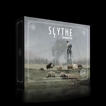 Scythe Encounters (Extensie) - EN [0]