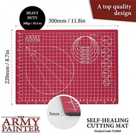 Self-healing Cutting mat - The Army Painter1