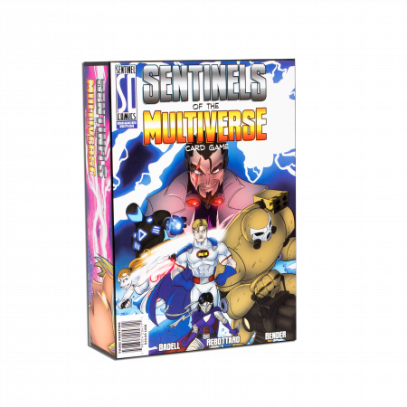 Sentinels of the Multiverse: Core Game - EN0