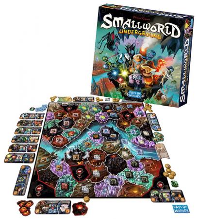 Small World: Underground - EN [1]