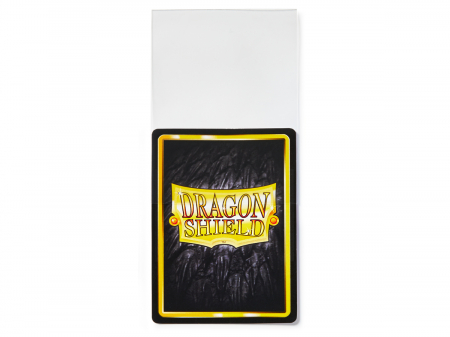 Standard Perfect Fit Sleeves: Clear 63x88mm (100 buc) - Dragon Shield1