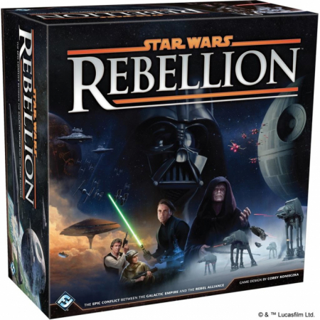 Star Wars: Rebellion - Promo Pack [2]