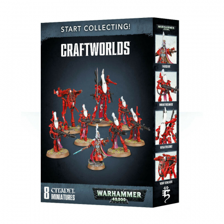 Start Collecting! Craftworlds - GW0