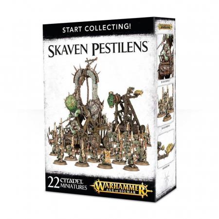 Start Collecting! Skaven Pestilens - GW0