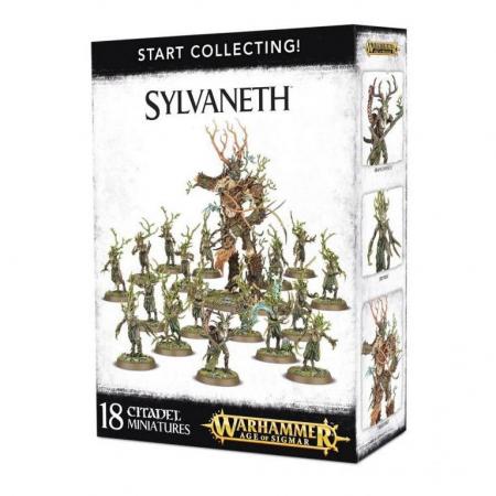 Start Collecting! Sylvaneth - GW0