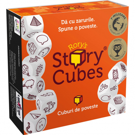 Story Cubes - RO0