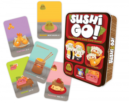 Sushi Go! - RO1