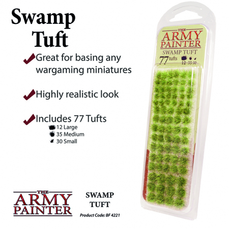 Swamp Tuft - The Army Painter1