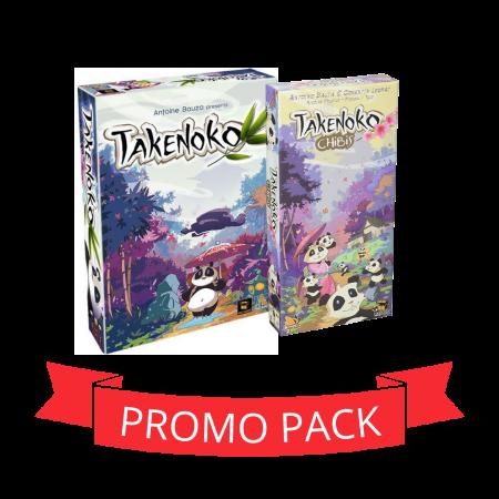 Takenoko - Promo Pack0