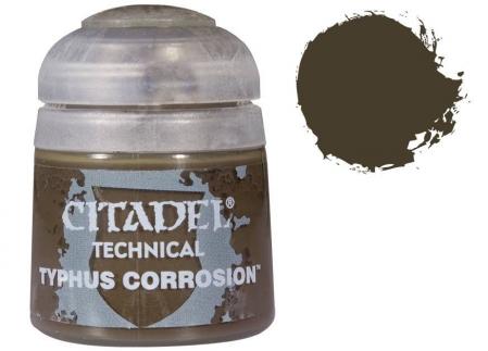 Technical: Typhus Corrosion - GW0