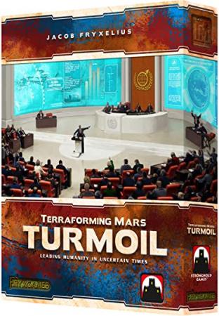 Terraforming Mars Turmoil (Extensie) - EN