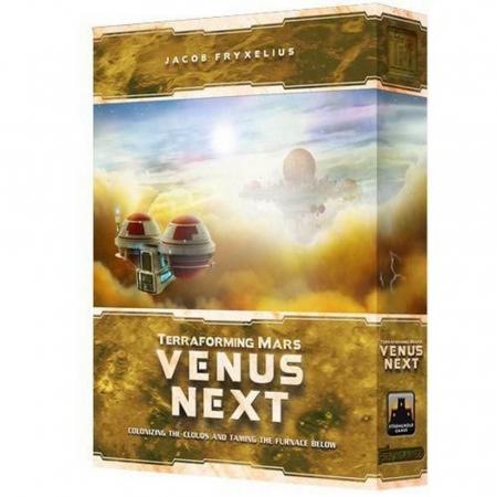 Terraforming Mars: Venus Next Expansion (Extensie)