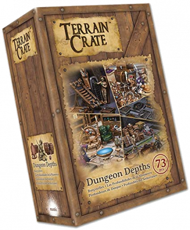 Terrain Crate: Adventurers' Crate0