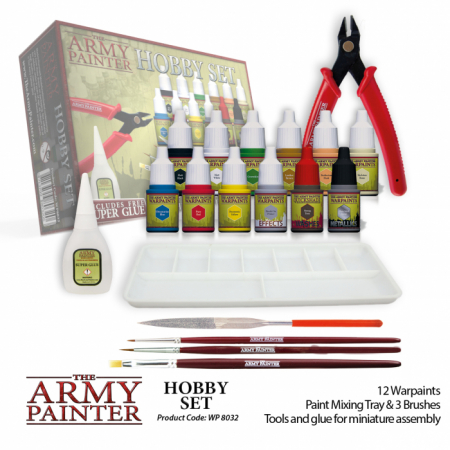 The Army Painter Paints & Brushes - Promo Pack [2]