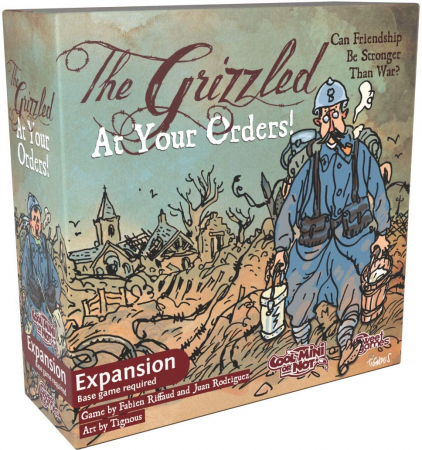 The Grizzled: At Your Orders! (Extensie) - EN