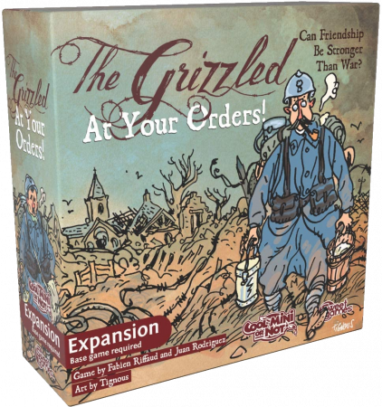 The Grizzled - Promo Pack2