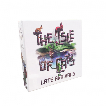 The Isle of Cats: Late Arrivals (Extensie) - EN