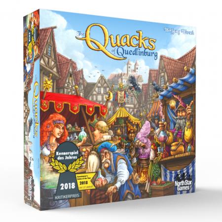 The Quacks of Quedlinburg - EN