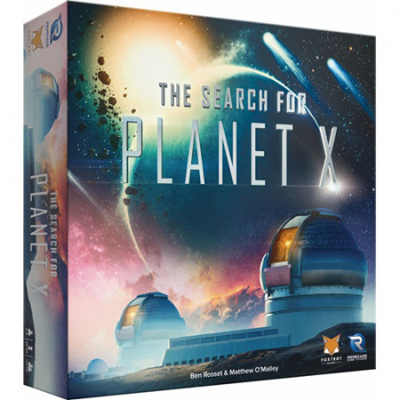 The Search for Planet X - EN0