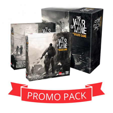 This War of Mine - Promo Pack [0]