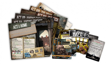 This War of Mine: The Board Game - Days of the Siege Expansion - EN1
