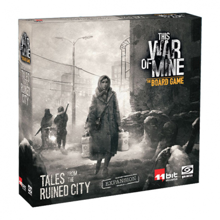 This War of Mine The Board Game - Tales from the Ruined City (Extensie) - EN