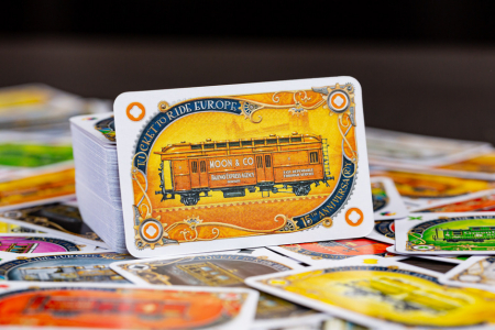 Ticket to Ride: Europe - 15th Anniversary - EN7