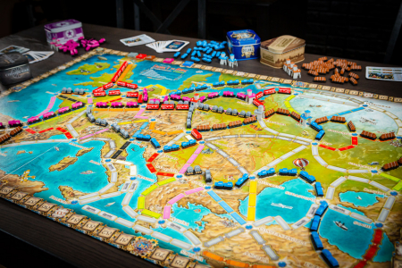 Ticket to Ride: Europe - 15th Anniversary - EN3