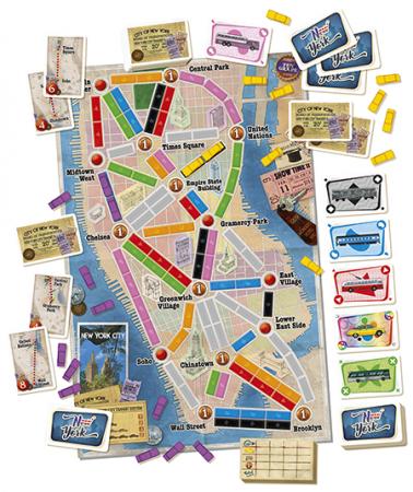 Ticket to Ride: New York City 1960 - RO [1]