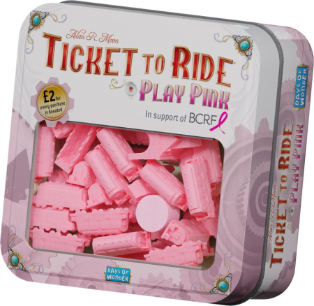 Ticket to Ride - Play Pink [0]