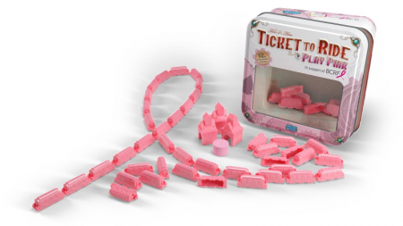 Ticket to Ride - Play Pink [1]