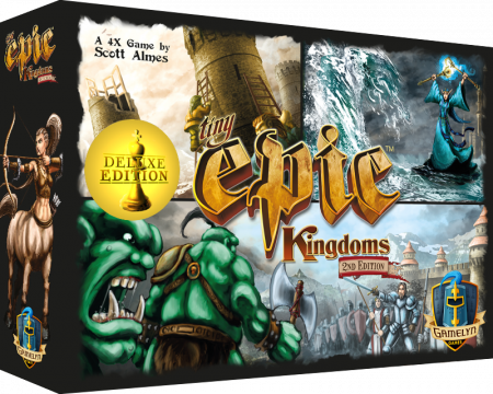 Tiny Epic Kingdoms - EN0