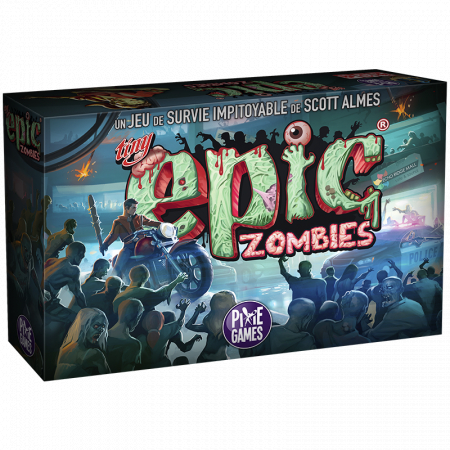 Tiny Epic Zombies - EN0