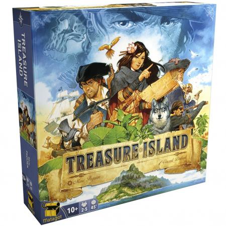 Treasure Island - EN0