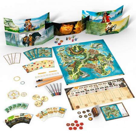 Treasure Island - EN1