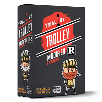 Trial by Trolley - Promo Pack [2]