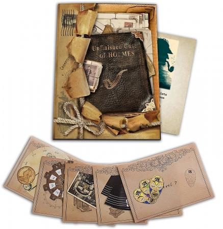 Unfinished Case of Holmes - EN1