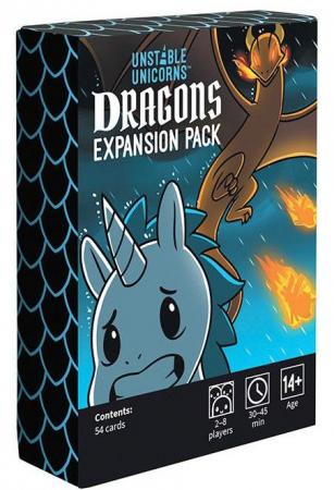 Unstable Unicorns: Dragons (Extensie) -EN