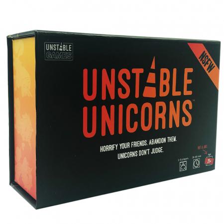 Unstable Unicorns NSFW Base Game - EN