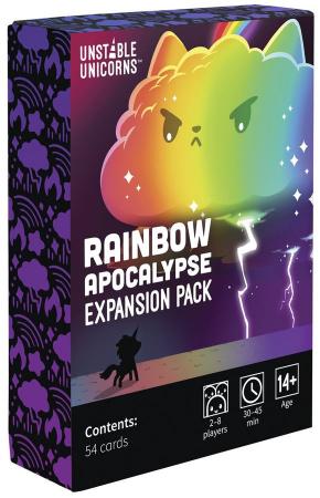 Unstable Unicorns: Rainbow Apocalypse (Extensie) - EN0