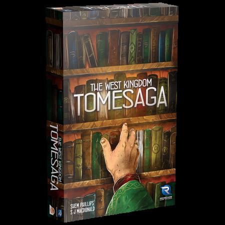 Viscounts Of The West Kingdom + Tomesaga - Promo Pack2
