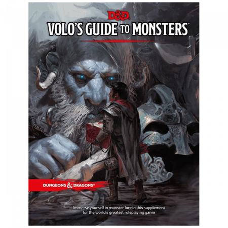 Volo's Guide to Monsters - EN