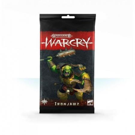 Warcry: Ironjawz Card Pack - GW0