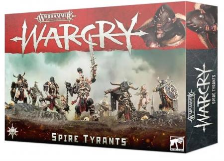Warcry: Spire Tyrants - GW [0]
