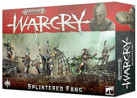Warcry: The Splinterd Fang - GW0