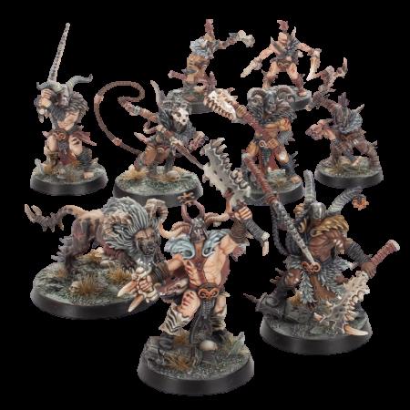 Warcry: Untamed Beasts - GW1