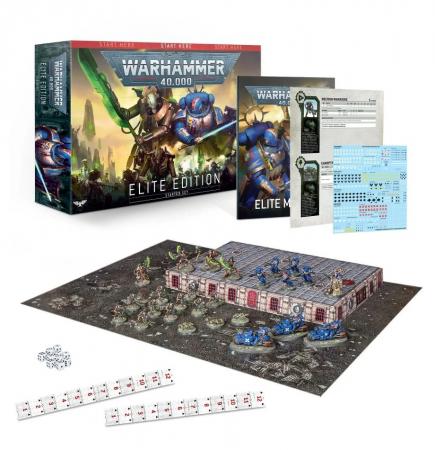 Warhammer 40000: Elite Edition - EN
