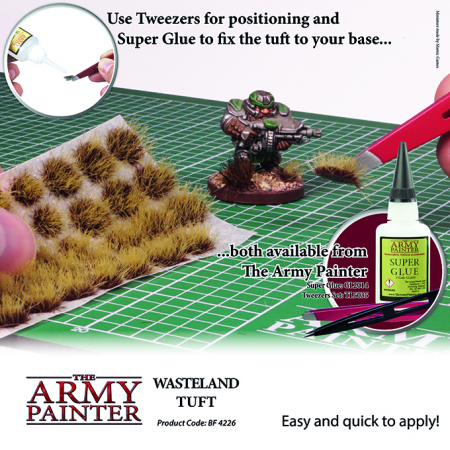 Wasteland Tuft - The Army Painter3