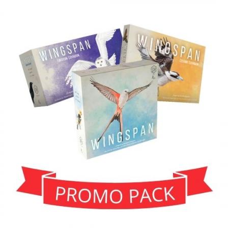 Wingspan + Oceania + European Expansion - EN [0]